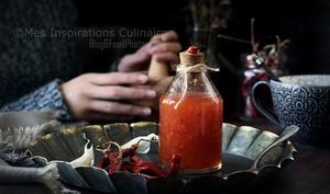 Recette Sauce Thaï au piment doux