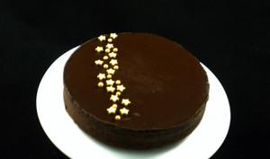 Le fondant au chocolat super simple pour l'anniversaire de Valina