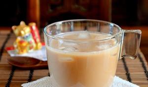 Thé au lait façon Hong-Kong