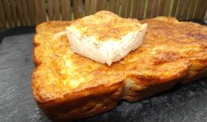 Quiche sans pâte à la rillettes de thon au poivre vert