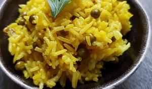 Riz au curry à la mijoteuse