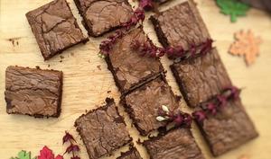 Brownie ultra moelleux au nutella