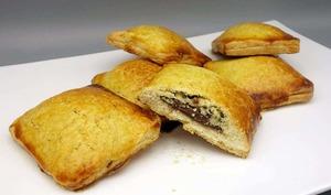 Biscuits fourrés nocciolata
