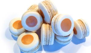Les délicieux Macarons au Baileys