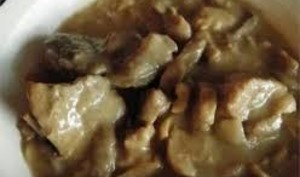 Sauté de porc au cidre au cookeo