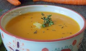 Recette Soupe aux légumes facile