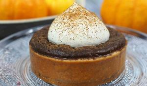 Pumpkin Spice Tart
