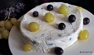 Cheese cake yaourt et ricotta et 2 raisins