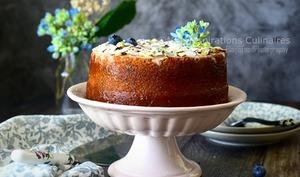 Gâteau moelleux nature