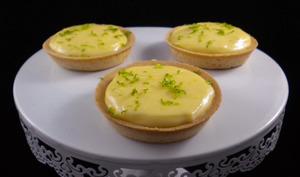Tartelette au citron express