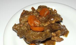 Bœuf carottes au coca cola