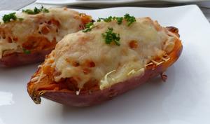 Patate douce campagnarde - Philandcocuisine
