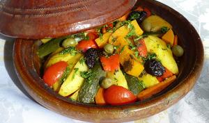 Tajine de légumes - Philandcocuisine