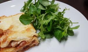 Lasagne thon poivrons