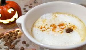 Pumpkin spice latte ou le café latte au potiron