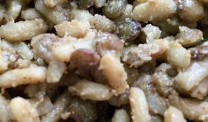 Riz et lentilles, ambiance libanaise