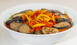 Légumes façon Ossétie