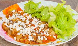 Poêlée de légumes du Turkménistan