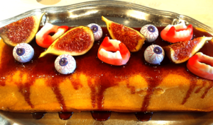 Cake Sans Gluten pour Halloween