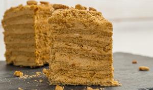 Gâteau tchèque marlenka