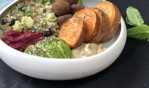 Falafel aux lentilles Corail sans gluten et vegan