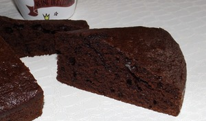 Gâteau 5 minutes extra moelleux au chocolat