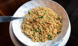 Quinoa au persil