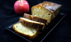 Gâteau super moelleux aux pommes et à la cassonade