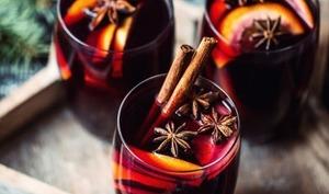 Vin chaud aux épices