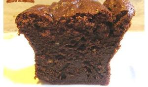 Cake au chocolat sans beurre et sans gluten