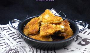 Des nuggets de poulet express