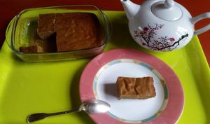 Gâteau à la courge bleue de Hongrie