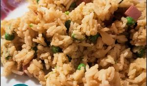 Riz cantonais avec le CookEasy