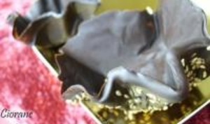 Corolles en Chocolat