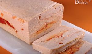 Terrine de saumon marbrée au piment d'Espelette