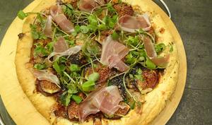 Tarte aux figues et gorgonzola de Donna Hay
