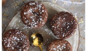 Moelleux aux 3 chocolats