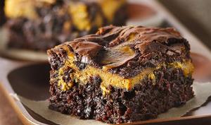 Brownies aux noix et courge