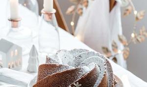 Le gâteau de la reine des neiges