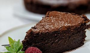 Chocolate Fudge Cake d'Ottolanghi