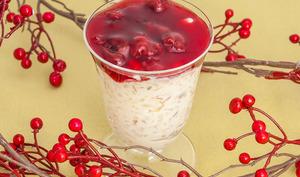 Risalamande, riz au lait danois de Noël