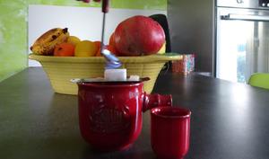Feuerzangebowle - Glühwein flambé au rhum