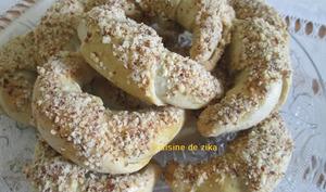 Tcharek El Ariane - Gâteau Algérois