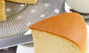 Fluffy Cake - Sponge Cake Japonais