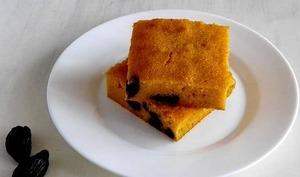 Brownie à la butternut et aux pruneaux