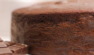 Sponge Cake Chocolat