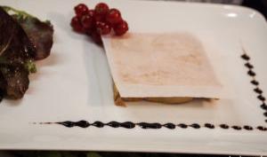 Comment conserver du foie gras tranché ?