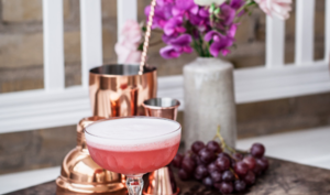 Cocktail Clover Club