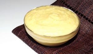 Frangipane allégée sans beurre