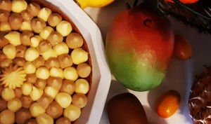 Tarte Mangue et Citron